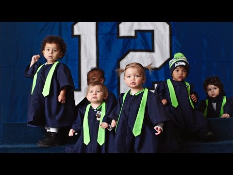 Super Bowl Babies Choir feat. Seal | Music Video