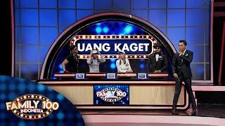 Apakah tim Uang Kaget berhasil menjawab semua pertanyaan survey? - PART 2 - Family 100 Indonesia