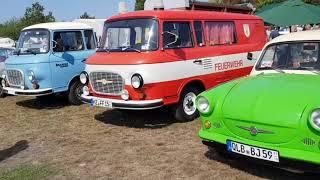 Выставка ретро авто и мото техники OMMMA в городе Магдебург.2 часть. #ретро #выставка #Германия