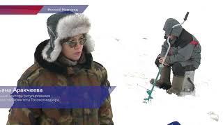 Соблюдение новых  правил рыболовства в Нижегородской области проверили специалисты Госохотнадзора