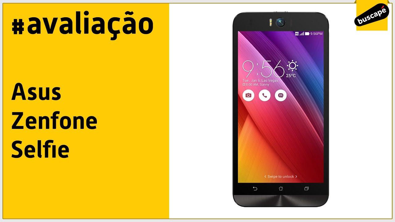 a48fed4d6 Asus Zenfone Selfie - Avaliação - YouTube