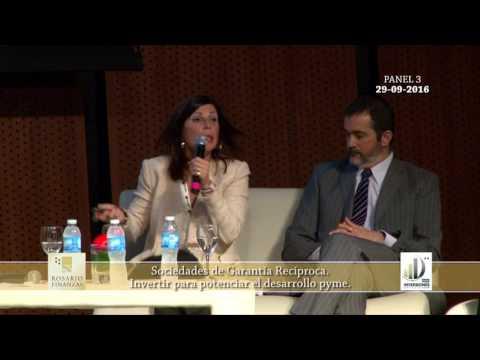 Expo inversiones Rosario 2016 Panel SGR #Einros16