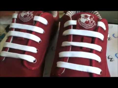 How to Clean Your Shoe Laces