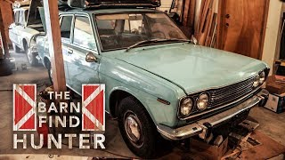 Super clean & original cars sat for decades in California garage | Barn Find Hunter - Ep. 26