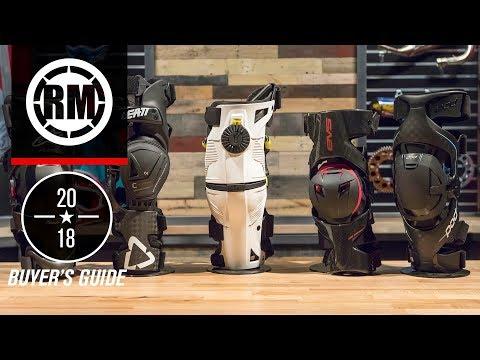 Best Motocross Knee Braces   2018