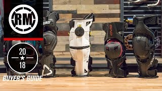 Best Motocross Knee Braces | 2018