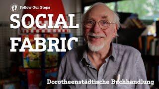 Support LOCAL Businesses - Dorotheenstädtische Buchhandlung