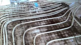 115-19 - Электромонтажные работы(Поэтапный видеоотчет хода строительства объекта №115. Проект