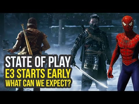 State Of Play Announced! New Days Gone & Ghost Of Tsushima Trailers Coming? (Spider Man PS4 Update)