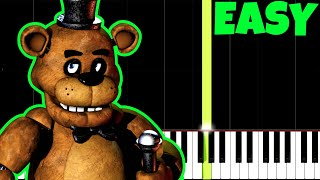 Video Bizet - Carmen: March Of The Toreadors [Easy Piano Tutorial] (Synthesia/Sheet Music) download MP3, 3GP, MP4, WEBM, AVI, FLV September 2018