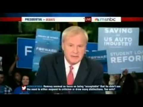 Chris Matthews: Racial Hatred Makes Right Want To Get Rid Of Obama