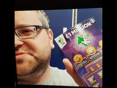 Kev's Got The New Scratchcards