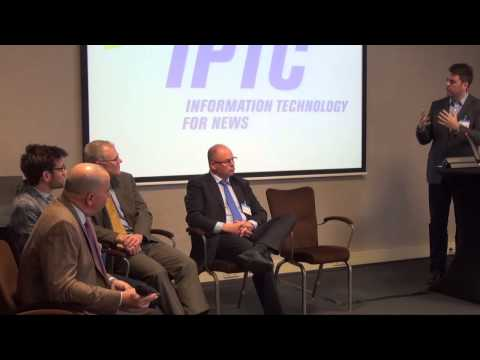 The need for machine readable rights - panel discussion