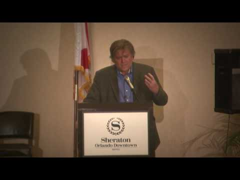 Steve Bannon Lays Out His AMAZING Political Philosophy