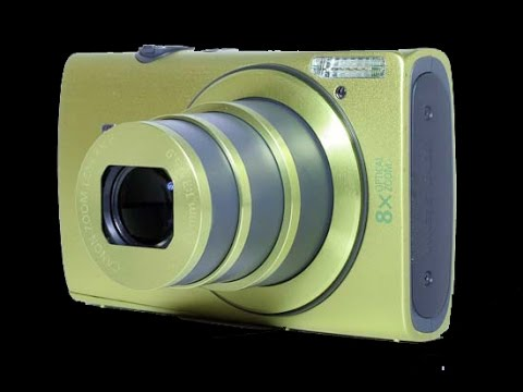 Canon Ixus 230 Camera Complete Setting User Guide Tips And Tricks