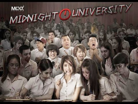 MIDNIGHT UNIVERSITY HORROR THAILAND Sub Indo