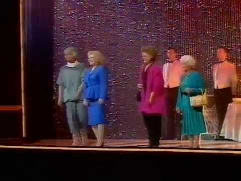 The Golden Girls on the 1988 Royal Variety Performance