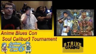 ABC 6 Game Room Soul Calibur 3 Tournament