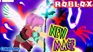 *NEW MAGES WORLD ZERO TIPS & TRICKS Roblox HOW TO GET BEST LEGENDARY WEAPON & ARMOR GraveTower RAID!