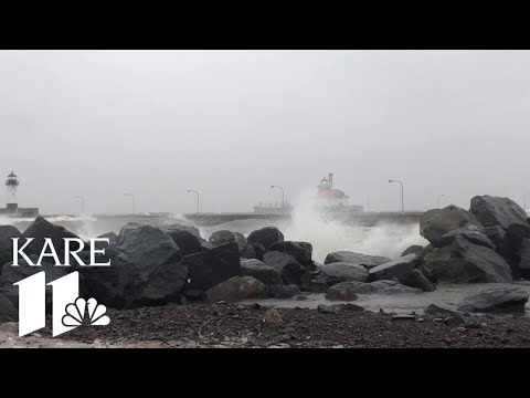 Duluth Winter Storm - Nov. 30, 2019