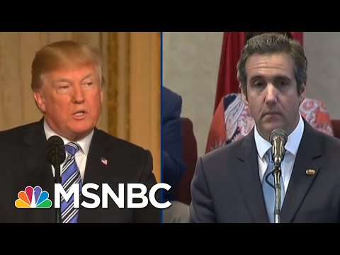 Trump Denies Bombshell Claim That He Approved Trump Tower Meeting | The Beat With Ari Melber | MSNBC