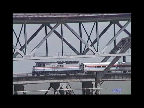 Amtrak & ATSF East Bay locations 1992