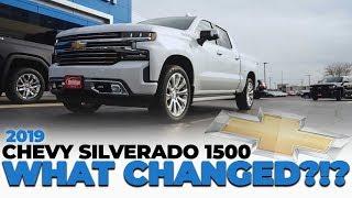 Custom Offsets REACTION To The 2019 Chevy Silverado 1500
