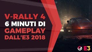 V-RALLY 4 | 6 minuti di gameplay dall