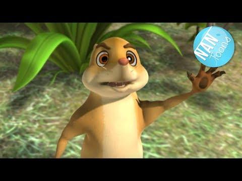 rikki-tikki-tavi- -the-jungle-book- -cartoon-for-kids- animation-for-children- -ep.-12