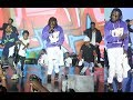 Gambar cover Naira Marley Performs Tesumole Wit Small Boys That Killed It With His New Dance Step At Marlian Fest