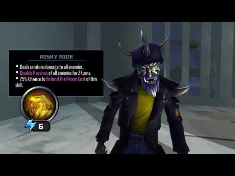 Iron Maiden: Legacy of the Beast - The Gunner Chopper Attacks