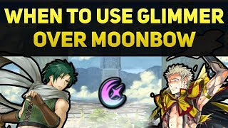 When to Use Glimmer Over Moonbow   Fire Emblem Heroes Guide