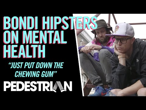 Bondi Hipsters Discuss Mental Health For R U OK Day
