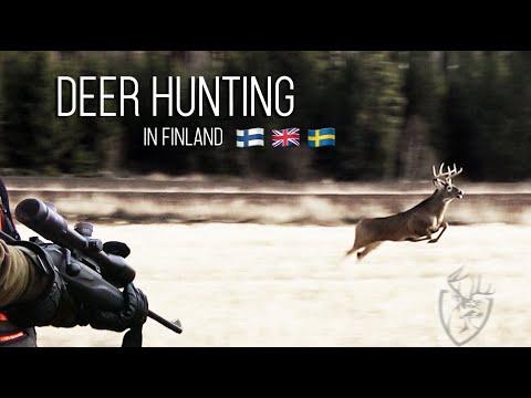 NH: Peurajahti | Whitetail Deer Hunting in Finland | 2020