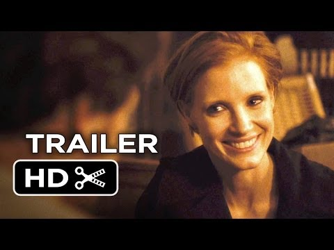 The Disappearance of Eleanor Rigby TRAILER 1 (2014) - Jessica Chastain, James McAvoy Movie HD