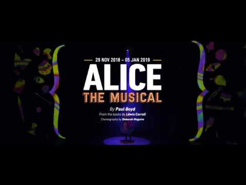 Alice: The Musical - White Rabbit