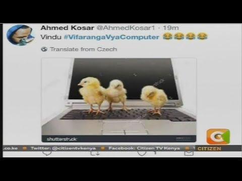 News Trends: Kenyans go crazy with the 'Vifaranga vya computer' sensation