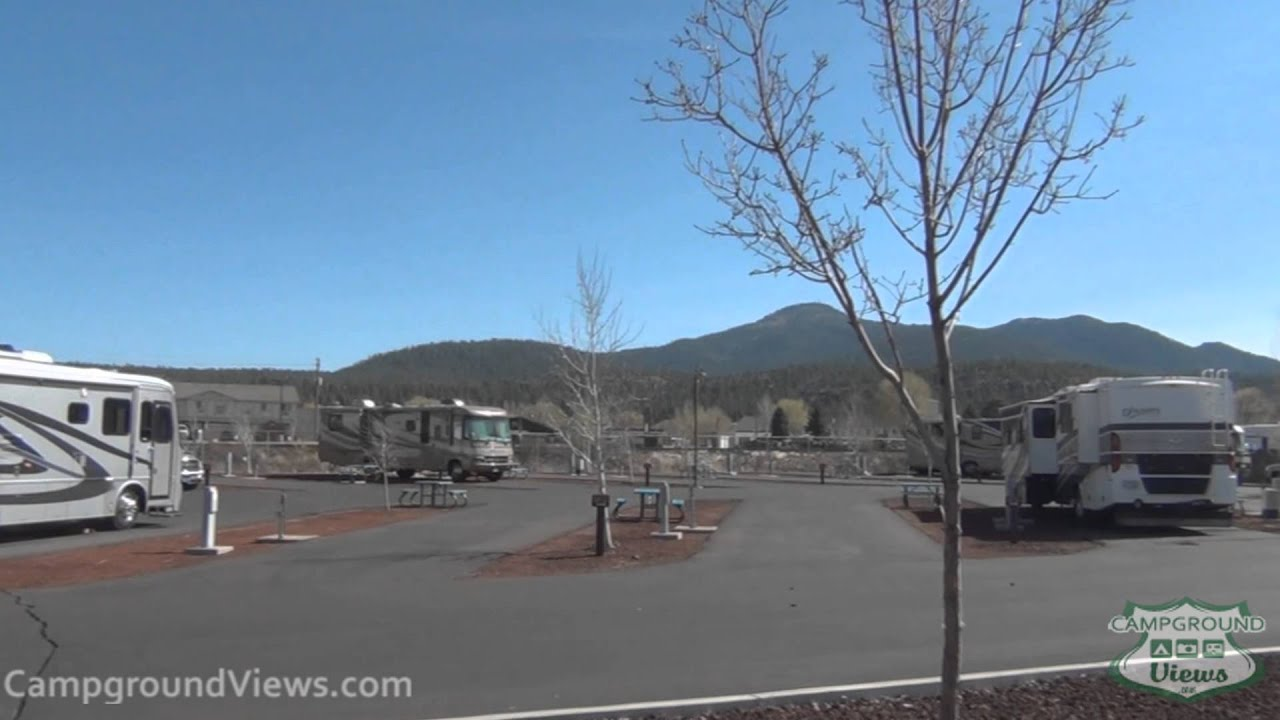 Seligman arizona campgrounds with hookups