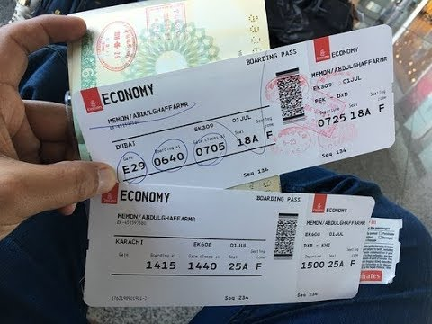 What is a Boarding pass? 2 Boarding pass kab issue hotay hen?   Boarding gate   (2021)