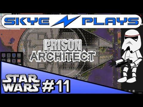 "Prison Architect ""Star Wars"" Mod #11 ►Yard and Visitation◀ v1.1 Gameplay/Mods"