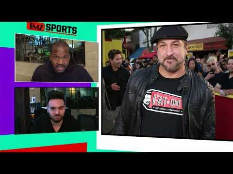 Joey Fatone Says 'NSYNC Would Destroy Backstreet Boys in Basketball   TMZ Sports