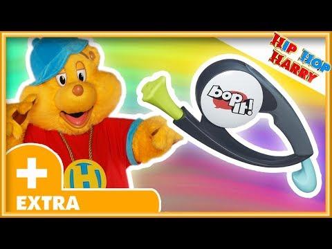 Bop It Game | Hip Hop Harry Challenge