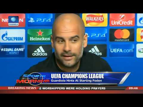 World Cup 2018,UEFA Champions League & Newspaper Analysis Pt.2 |Sports This Morning|