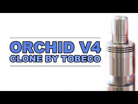 Orchid V5 Rba,Orchid V5 Atomizer  High Quality Clone