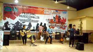gannova band festival palembang assassin muse