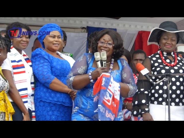 ELECTION2020: NDC HAS NO MESSAGE, NPP WOMEN'S CONFERENCE