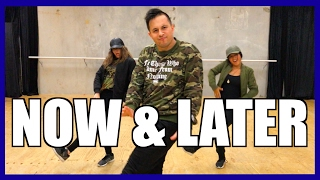 Sage the Gemini - NOW AND LATER Dance Choreography 🖖