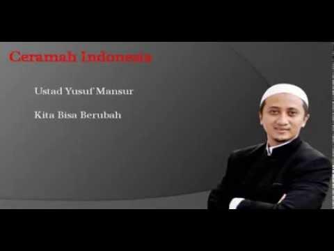 Ceramah Ustad Yusuf Mansur   Kita Bisa Berubah (mp3 Version)