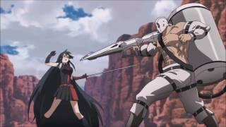 Akame AMV Akame Ga Kill A Demon S Fate You Will Know My Name