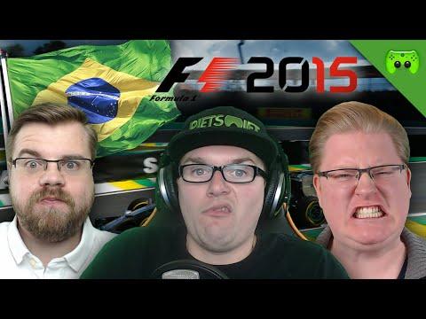 GP VON BRASILIEN 2/2 🎮 F1 2015 #18